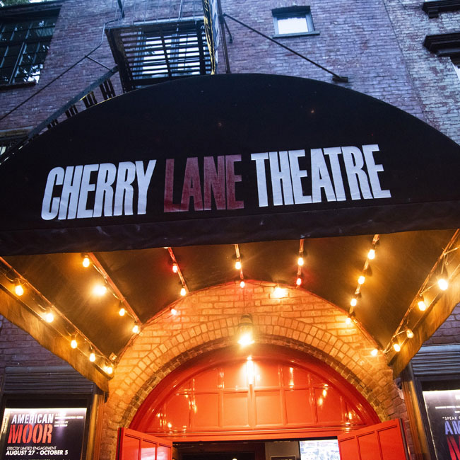 American Moore - Cherry Lane Theatre