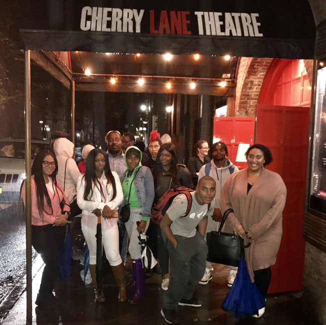 American Moore at Cherry Lane Theatre