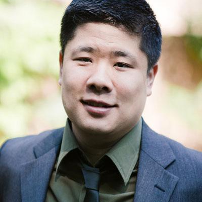 Wilson Chin - set designer