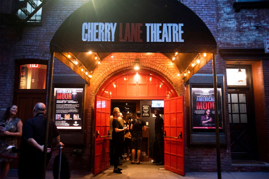 Cherry Lane Theatre and American Moor