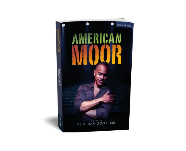 American Moor book cover
