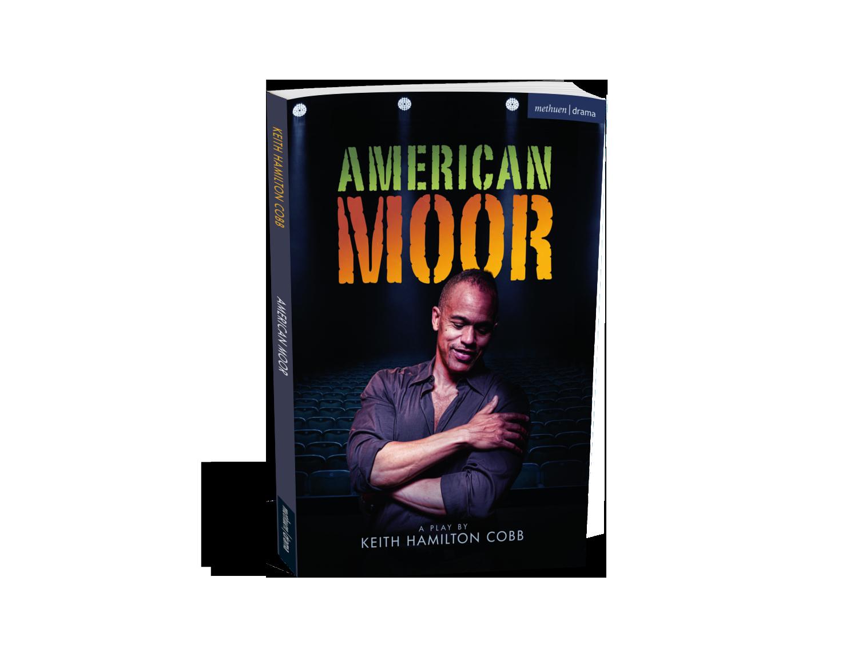 American Moor book cover